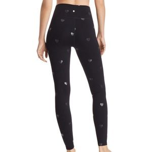 NEW Spiritual Gangster Heart Print 7/8 Legging
